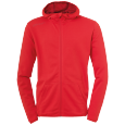 Jacket with hood Essential - Red - Men - S