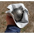 Cleaning cloth for MS Pétanque balls