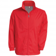 Eagle II Lined Windbreaker - Men - Red