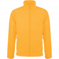 Men's Zip fleece Jacket Kariban K911-Yellow