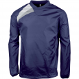 Rain sweatshirt - men - sporty navy/white/storm grey