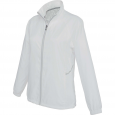 Tracksuit top - ladies - white