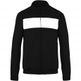 Tracksuit top - kids - black/white