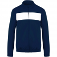 Tracksuit top - kids - sporty navy/white