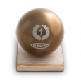 Obut gold ball trophy for the number 1