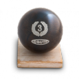 Obut bronze ball trophy for the number 3