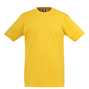 T-Shirt Team - Corn Yellow - Men - XXXS