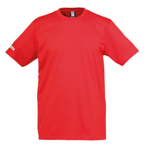 T-Shirt Team - Red - Men - XXXS