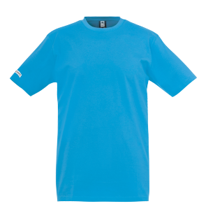 T-Shirt Team - Cyan - Kids - 164