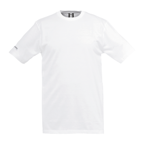 T-Shirt Team - White - Men - XXXS