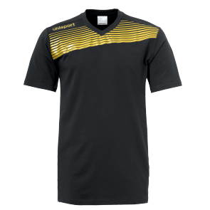T-Shirt Liga 2.0 - Black/gold - Kids - 128