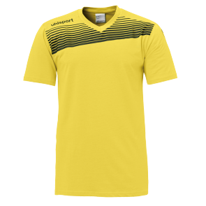T-Shirt Liga 2.0 - Lime Yellow/black - Kids - 128