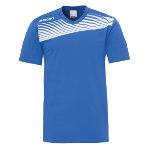 T-Shirt Liga 2.0 - Azure Blue/white - Kids - 128