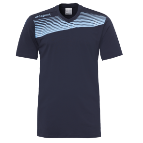 T-Shirt Liga 2.0 - Navy/sky Blue - Kids - 128