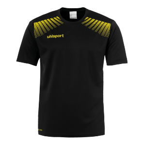 T-Shirt Goal - Black/lime Yellow - Kids - 128