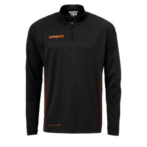 Jacket Score - Black/fluo Orange - Men - S