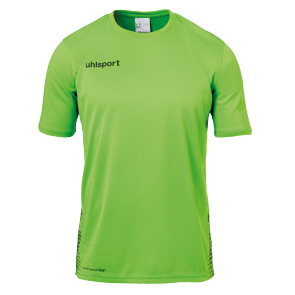 T-Shirt Score - Fluo Green/black - Kids - 116