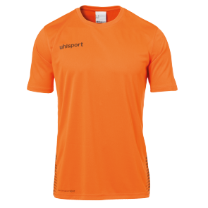 T-Shirt Score - Fluo Orange/black - Men - S