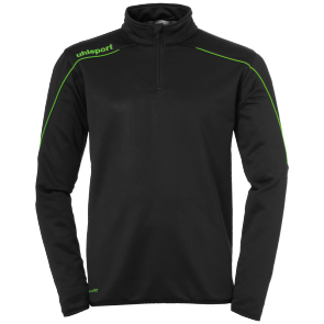 Sweat Stream 22 - Black/fluo Green - Kids - 104
