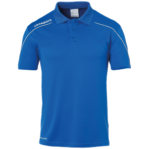 Jersey Stream 22 - Azure Blue/white - Men - S
