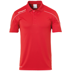 Jersey Stream 22 - Red/white - Men - S