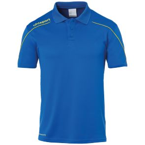 Jersey Stream 22 - Azure Blue/lime Yellow - Men - S
