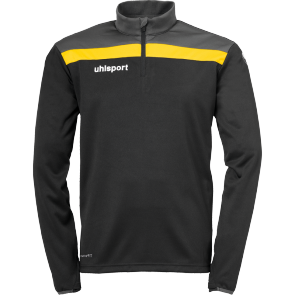 Sweat Offense 23 - Noir/anthracite/jaune Cit - Homme