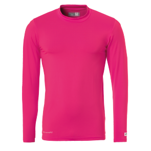 Longsleeves Distinction - Pink - Men - XXS
