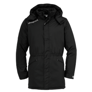 Jacket Essential - Black - Men - M