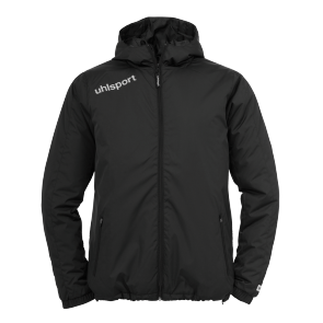 Jacket Essential - Black - Men - XXXS