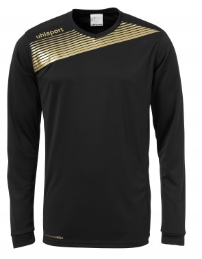 Maillot manches longues Liga 2.0 - Noir/or - Homme