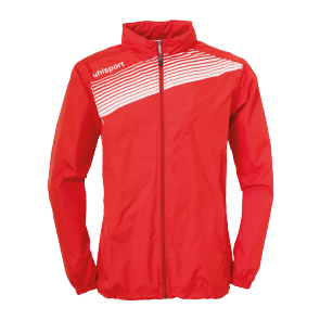Rain jacket Liga 2.0 - Red/white - Men - S