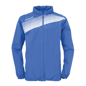 Rain jacket Liga 2.0 - Azure Blue/white - Kids - 128