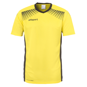 Shortsleeves Goal - Lime Yellow/black - Men - S
