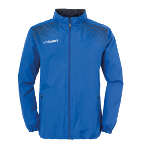 Rain jacket Goal - Azure Blue/navy - Men - S