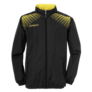 Rain jacket Goal - Black/lime Yellow - Men - S
