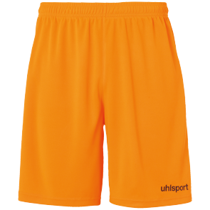 Short Basic - Fluo Orange - Kids - 116