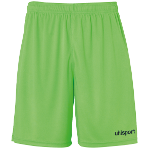 Short Basic - Fluo Green/black - Kids - 116
