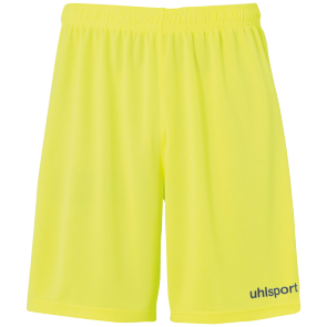 Short Basic - Fluo Yellow/black - Kids - 116