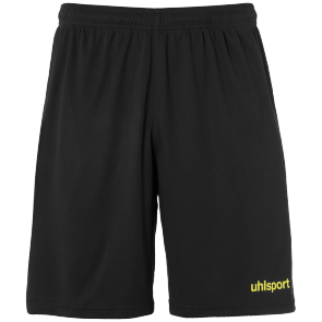Short Basic - Black/fluo Yellow - Men - S