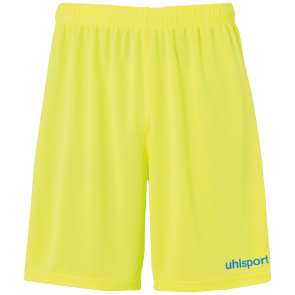Short Basic - Fluo Yellow/radar Blue - Kids - 116