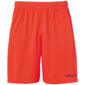Short Basic - Fluo Red/black - Men - S