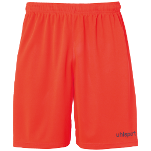 Short Basic - Fluo Red/navy - Men - S