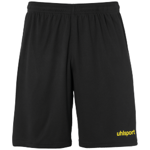 Short Basic - Black/lime Yellow - Men - S