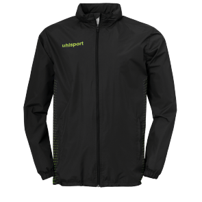 Jacket Score - Black/fluo Green - Men - S