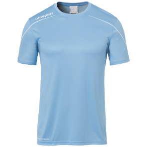 Shortsleeves Stream 22 - Sky Blue/white - Kids - 116
