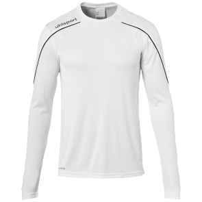 Longsleeves Stream 22 - White/black - Men - S