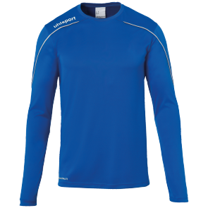 Longsleeves Stream 22 - Azure Blue/white - Men - S