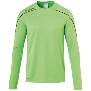 Longsleeves Stream 22 - Fluo Green/black - Men - S