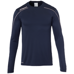 Longsleeves Stream 22 - Navy/white - Men - S